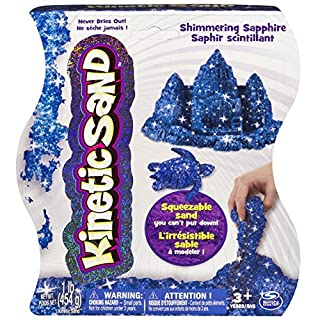 Kinetic Sand, 1lb Shimmering Blue Sapphire (B00NQBB7IO) | Amazon price tracker / tracking, Amazon price history charts, Amazon price watches, Amazon price drop alerts