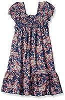 Elisabeth Girls' Floral Smocked Dress