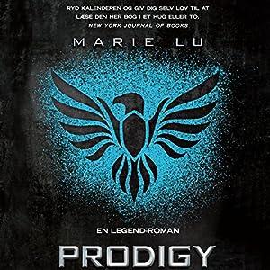 Prodigy (Legend 2) Audiobook