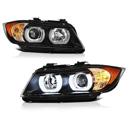 2008 bmw 328xi headlights
