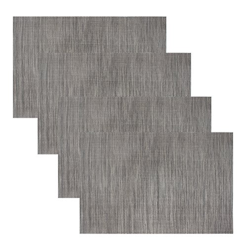 Kisstaker Kitchen Placemats Insulation Stain resistant