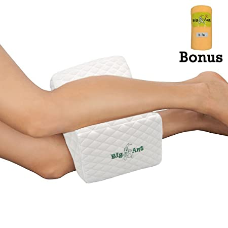 foam relief bz joint pillow memory inserts by hip oz leg orthopedic back sciatica wedge pain knee pregnancy for and famirosa contour