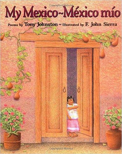 Descargas gratuitas de libros de unix. My Mexico/ Mexico Mio in Spanish PDF iBook 0399222758