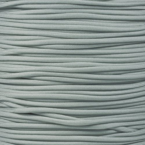 100 feet of paracord in grey - 1
