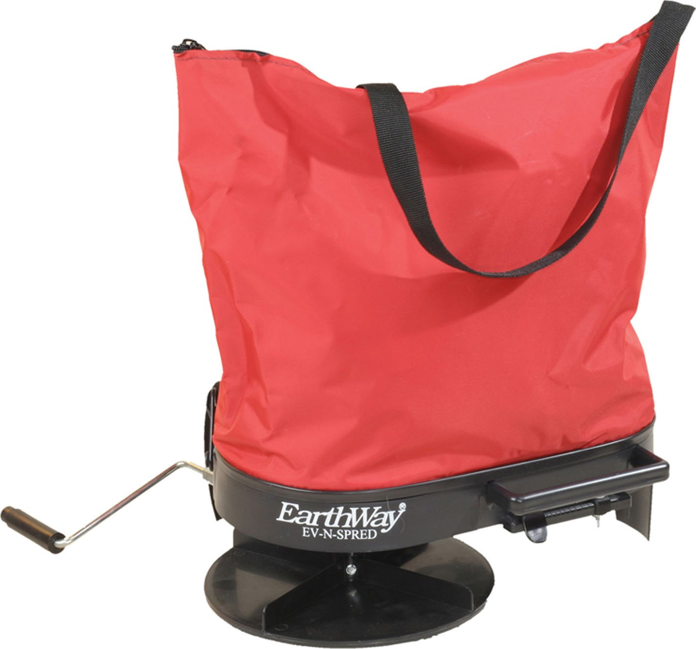Earthway Products Hand Operated Bag Spreader Red 5 Pound Hopper - 2750