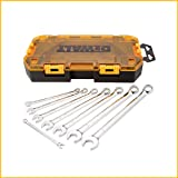 DEWALT Combination Wrench Set , SAE, 8 pieces (DWMT73809)