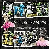 ''14 Crocheted Animals'' Patterns Book