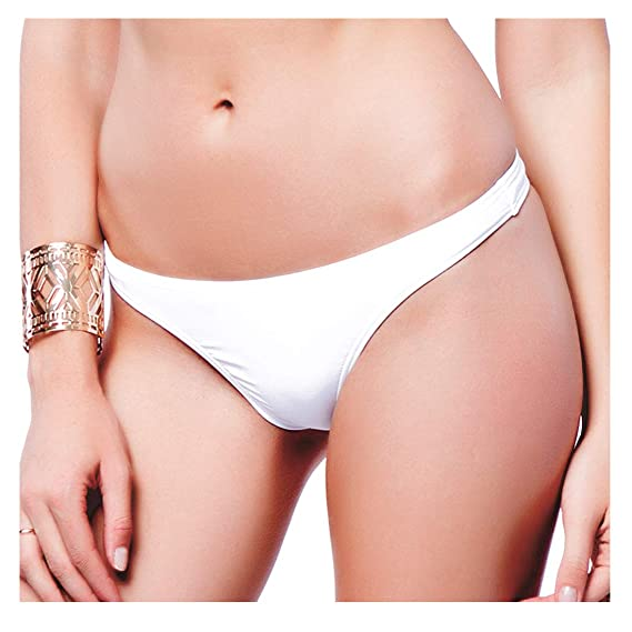 De Sólido Grande Color Baño Tangas Bikini Inferior Talla Varias Alta Mujer Elasticidad Colores Vendaje Traje Braguitas Parte KJ3F1lc5uT