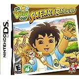 Go Diego Go: Safari Rescue - Nintendo DS