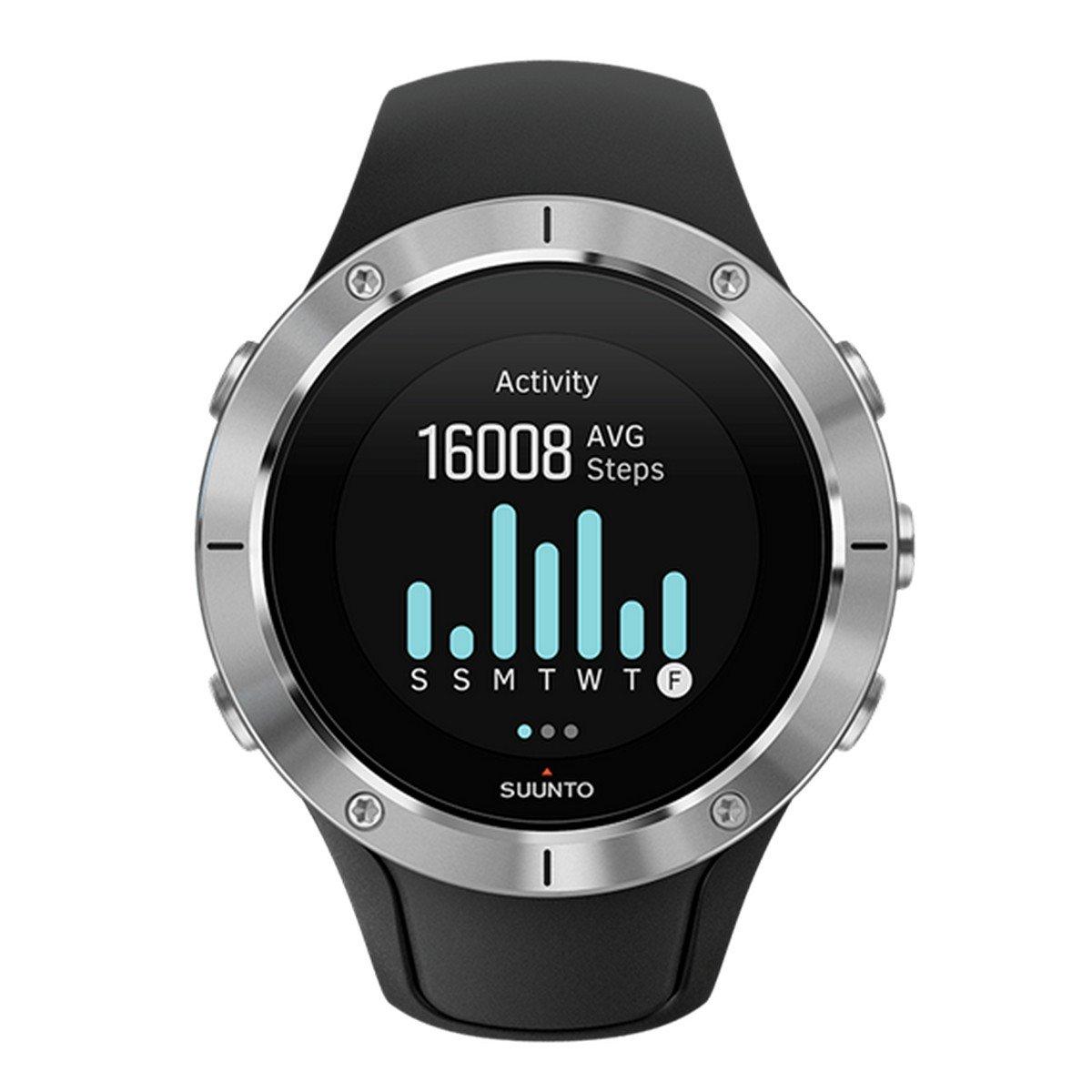 Amazon.com: Suunto Spartan Trainer Wrist HR Multisport GPS Watch (Steel): GPS & Navigation