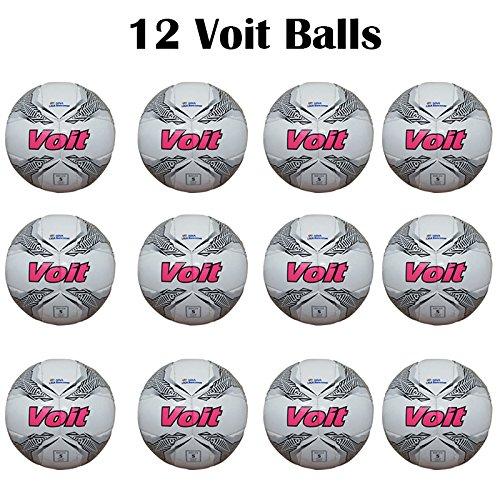 12 BallsパッケージVoit Dynamo 2.0トレーニングボールレプリカ