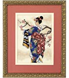 Counted Cross Stitch Kit, Petite Mai