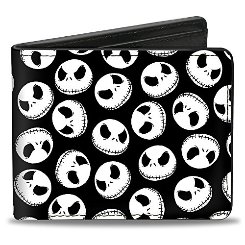 Jack Expression Scattered Wallet