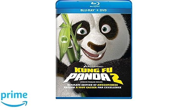 Amazon com: Kung Fu Panda 2 (Ultimate Edition Of Awesomeness) (Blu