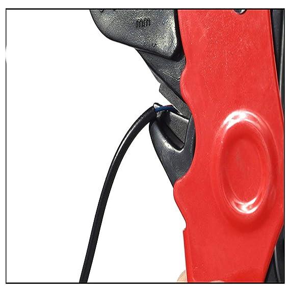 Alicates de extracción de pico de pato multifunción - Rojo y Negro: Amazon.es: Bricolaje y herramientas