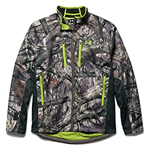 d4cf9baf6c014 ... Armour Coldgear Infrared Scent Control Softershell Jacket - Men's  Mossy. upc 888376756659 product image1