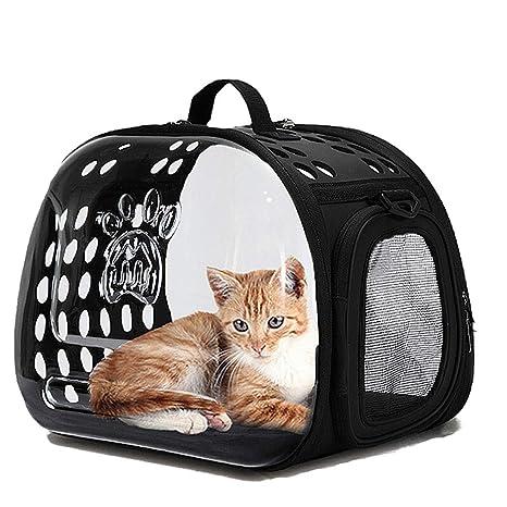 Bolsa para gatos, bolsa para mascotas portátil fuera del puerto, viaje, un hombro