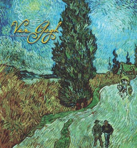 Van Gogh 2011 Wall Calendar