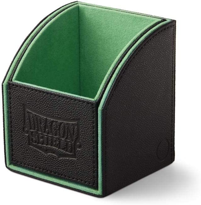 Dragon Shield Nest Box 100 Green//Black