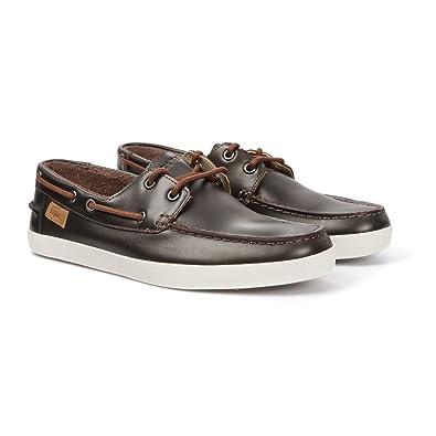 f8741edb12f6 Lacoste Keellson Premium Shoes Brown 11 UK  Amazon.co.uk  Shoes   Bags