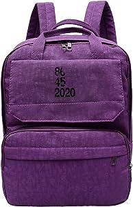 Anti Trump Liberty Political Communism Activist Impeach Trump 8645 Women Business Travel Bag College High School Book Bag Laptop Book Bag