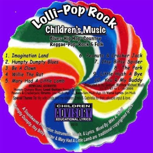 Lolli Lollipop - Lolli-Pop Rock