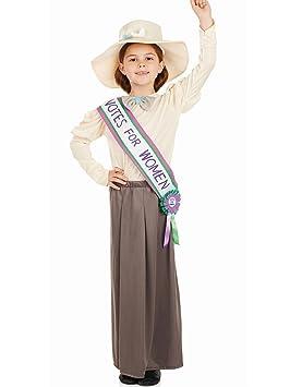 7e7e204404d Suffragette Child Costume (Medium)