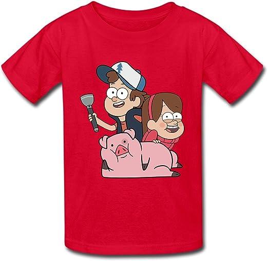 Kid/'s Funny Gravity Falls T-shirts