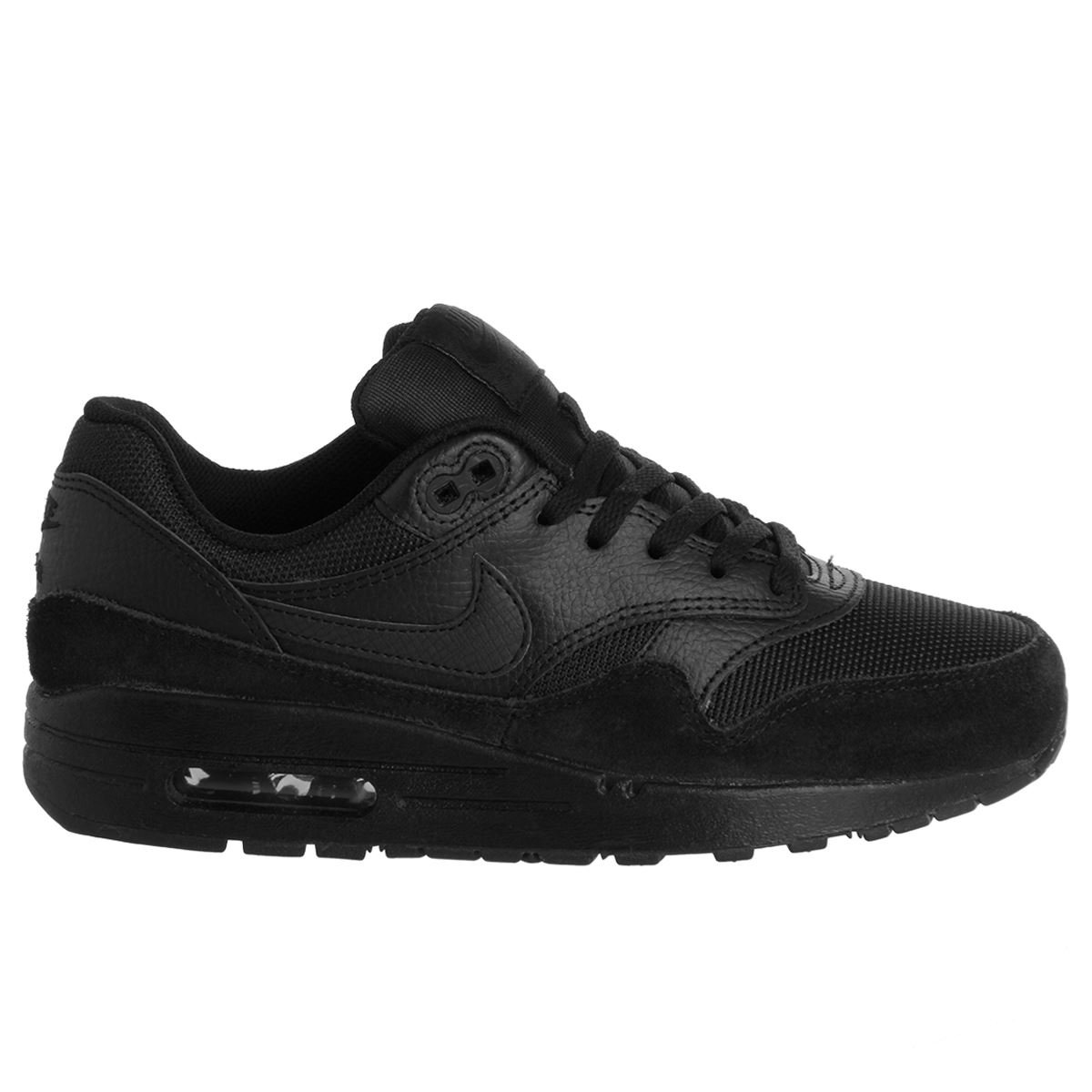 free shipping 7f512 45d87 Nike Air Max 1 (gs), Unisex Kids' Low-Top Trainers: Amazon.co.uk: Shoes &  Bags