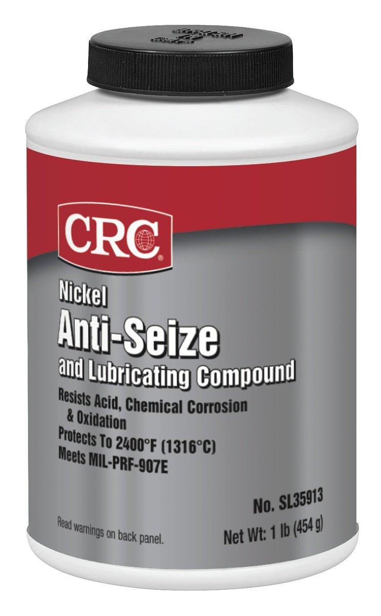 CRC SL35913 Nickel Anti-Seize Lubricating Compound - 16 wt. oz. by CRC