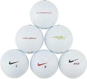 Nike 60 AAA Mix Used Golf Balls