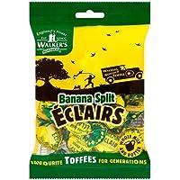 Walkers Banana Split Eclairs (150g) - Pack of 2