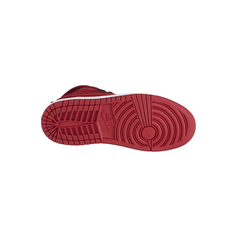 red//gym red//black//white Jordan Little Kids Air 1 Retro High BP Size 11 US