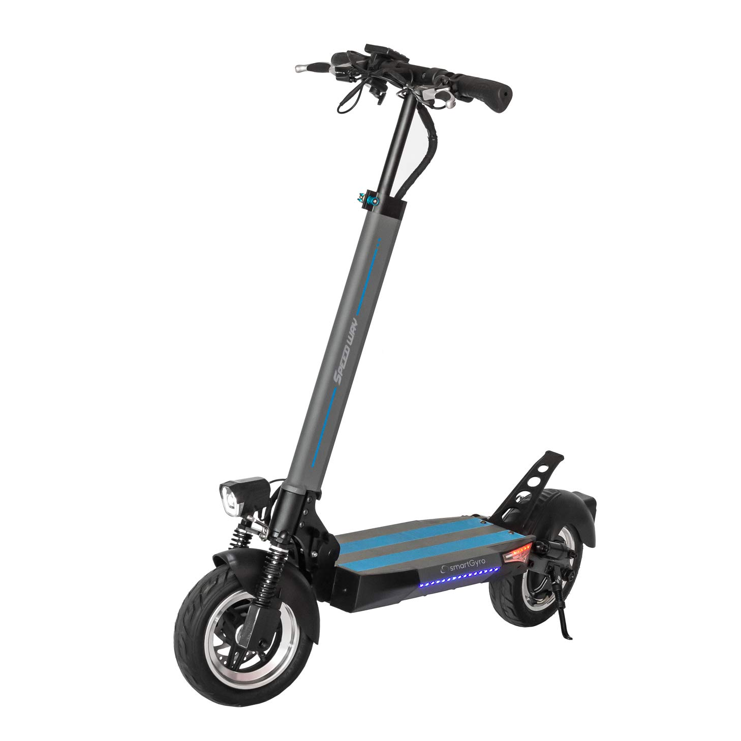 SmartGyro Xtreme Speed Way - Patinete Eléctrico de 600 W con ...