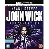 John Wick: Chapter 1 & 2 [4K Ultra HD + Blu-ray]