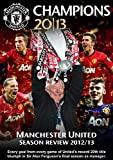 Manchester United Champions 2012/13 - Season Review [UK Format Region 2 DVD]