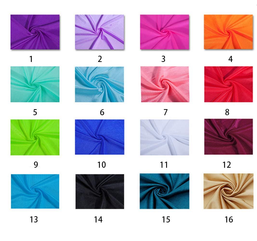 PUDDINGHH/® Stretch Air Yoga H/ängematte Indoor Silk Anti-Gravity Yoga Free Mit Schnalle und Seil Verknotet,6