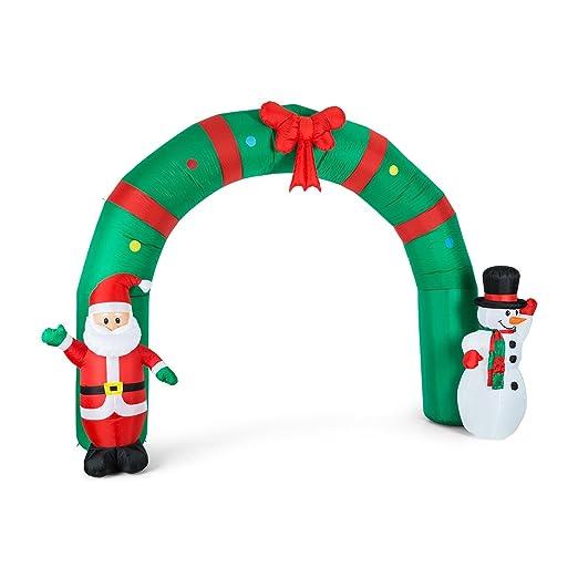 oneConcept MerryWelcome - decoración navideña, iluminación ...
