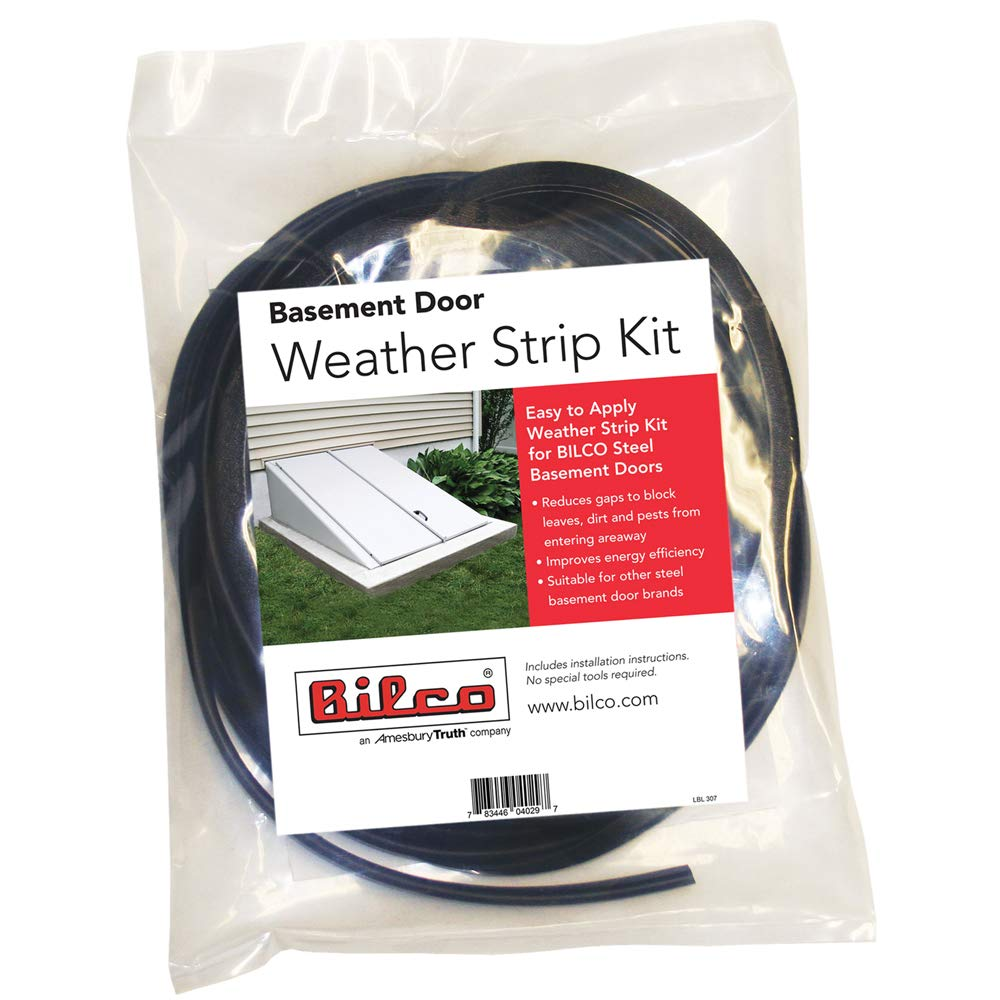 Basement Door Weather Strip Kit by Bilco
