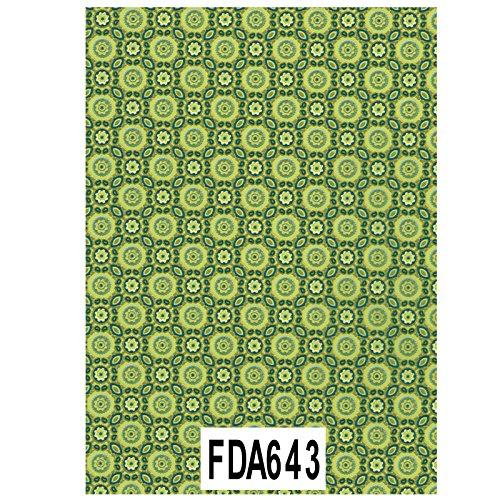 DecoPatch Papier Nr. 643 1 Blatt