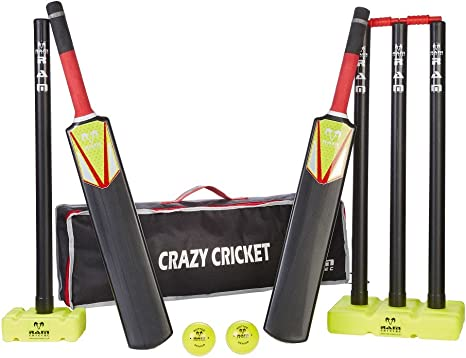 Uber Crazy Cricket Set Senior