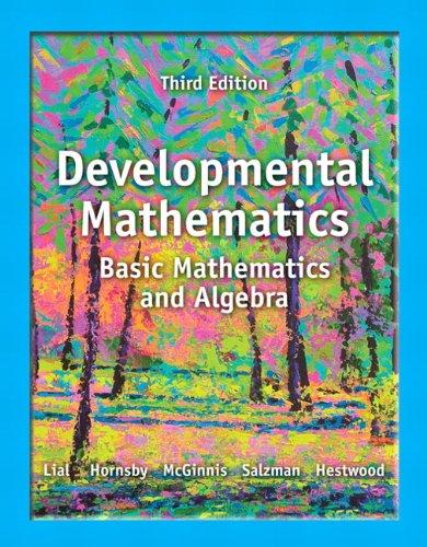 Developmental Mathematics: Basic Math and Algebra Plus NEW MyLab Math with Pearson eText -- Access Card Package (3rd Edi