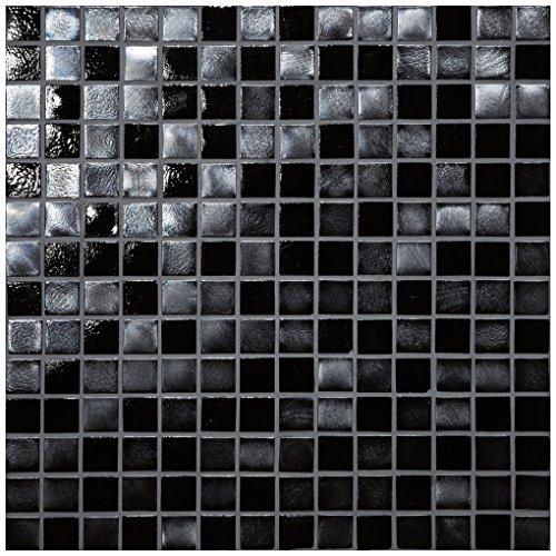 Daltile Glass - Dal-Tile 3434PM1P-GH09 Glass Horizons Tile, 3/4