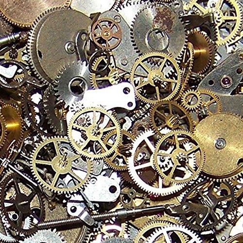 Vintage Steampunk Poignet Montre Ancienne Pièces Engrenages Roues  Amazon.fr Cuisine \u0026 Maison