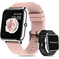 Smartwatch Pulsera Inteligente,Salandens Reloj Deportivo Pantalla Táctil Completa de 1.4 Pulgadas,Pulsera Actividad…
