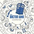 Dr. Who: The Colouring Book