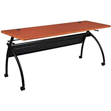 Balt Chi Flipper Training Table, 60 X 24, Cherry (90099)