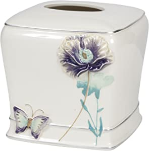 Creative Bath Products GGT58LIL Garden Gate Tissue Cover, Lilac
