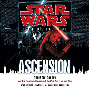 Star Wars: Fate of the Jedi: Ascension Hörbuch