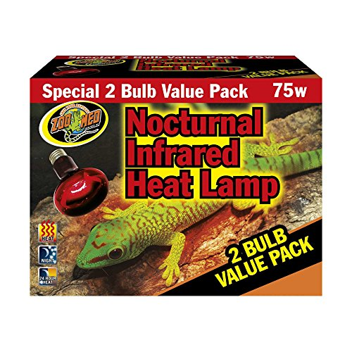 Zoo Med Infared Heat Lamp - 1